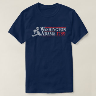 4th Fourth of July Patriotic Washington T-Shirt