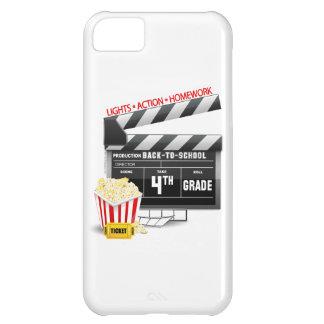 4th Grade Movie Clapboard iPhone 5C Cases