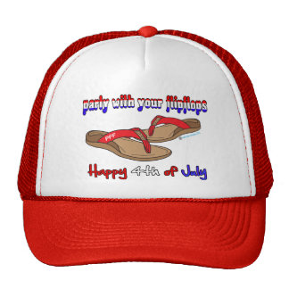 4th July Party Hat