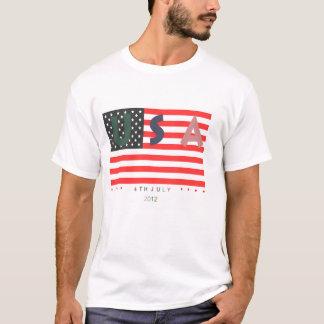 4th  july tshirt patriotic