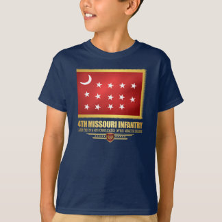 4th Missouri Infantry T-Shirt