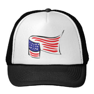 4th of july cake cap