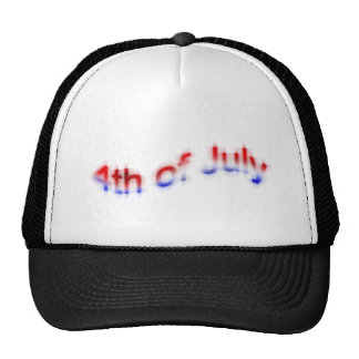 4th of July Cap