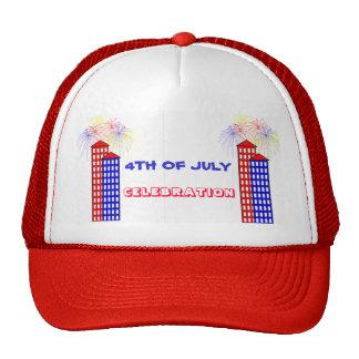 4TH OF JULY CELEBRATION HATS