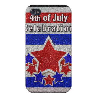 4th of July Celebration Speck Case iPhone 4/4S Covers