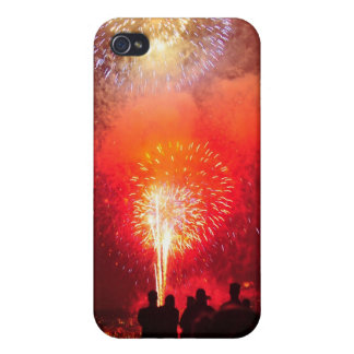 4th of July Evening Fireworks. iPhone 4/4S Case