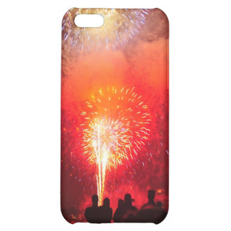 4th of July Evening Fireworks. iPhone 5C Case