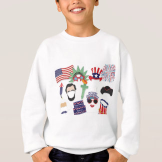 4th of July holiday - Independence Day Sweatshirt