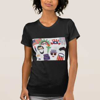 4th of July holiday - Independence Day T-Shirt