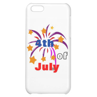 4th of July iPhone 5C Case