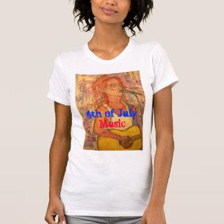 4th of July Music Shirt