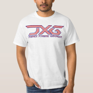 4th OF JULY PATRIOTIC TEE (BASIC)