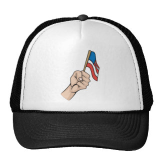 4th of july pictures trucker hat