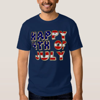 4th of July. Shirts