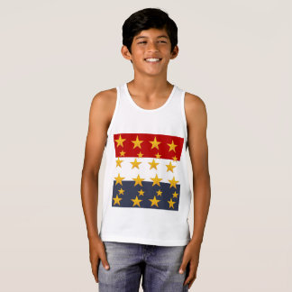 4TH OF JULY SINGLET