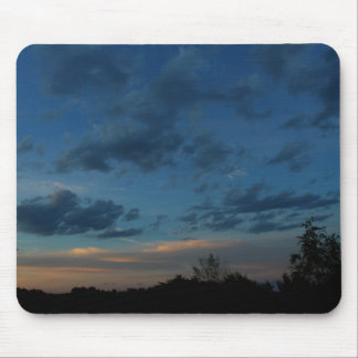 4th of July Sunset Sky 2016 Mouse Pad