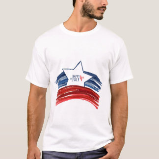 4th Of July T-shirt Men Independance Day Shirt