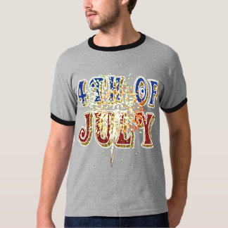 4th of July. Tees