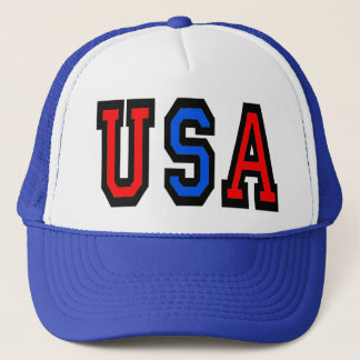 4th of July USA Baseball Cap
