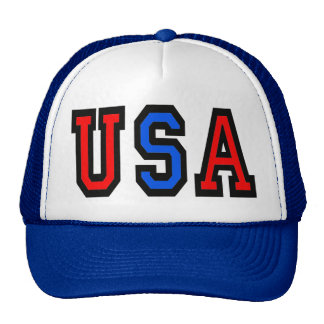 4th of July USA Baseball Cap