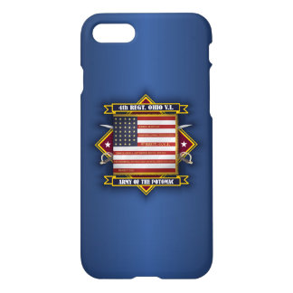 4th Ohio Volunteer Infantry iPhone 8/7 Case