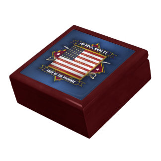 4th Ohio Volunteer Infantry Large Square Gift Box