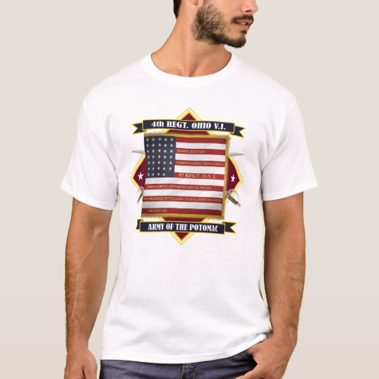 4th Ohio Volunteer Infantry T-Shirt
