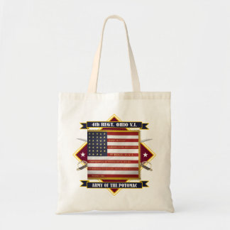 4th Ohio Volunteer Infantry Tote Bag