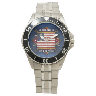 4th Ohio Volunteer Infantry Watch