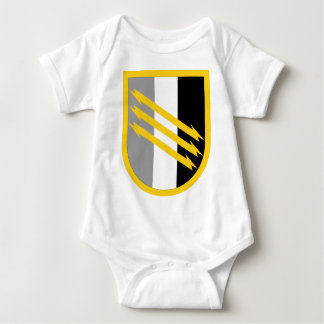 4th Psychological Operations Group Baby Bodysuit