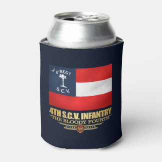 4th South Carolina Infantry Can Cooler