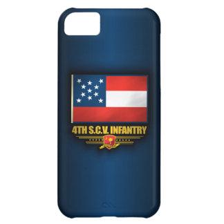 4th South Carolina Volunteer Infantry iPhone 5C Case
