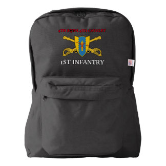 4TH SQDN 4TH CAVALRY 1ST INFANTRY BACKPACK