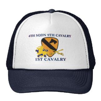 4TH SQUADRON 9TH CAVALRY 1ST CAVALRY HAT