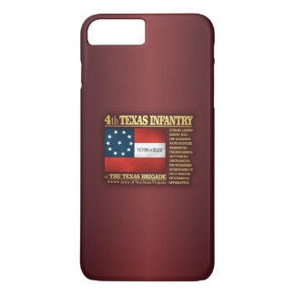 4th Texas Infantry (BA2) iPhone 7 Plus Case