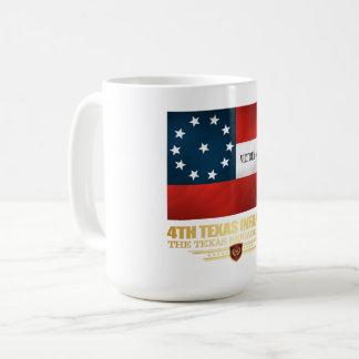 4th Texas Infantry Coffee Mug