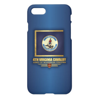 4th Virginia Cavalry iPhone 8/7 Case