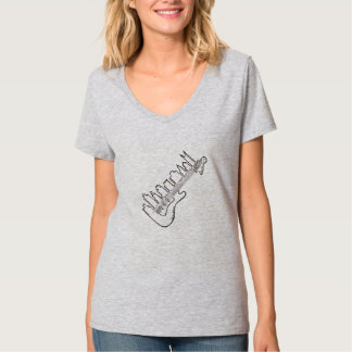 "4theloveofmusic ""Electric Skyline"" T-shirts"