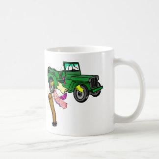 4WD adventue Coffee Mug