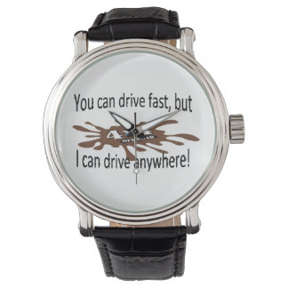 4x4 off road drive anywhere watch
