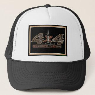 4X4 Rig Up Camo Trucker Hat