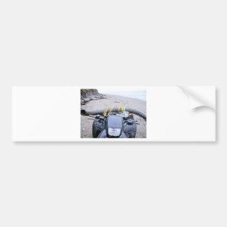 4x4 tusk bumper sticker