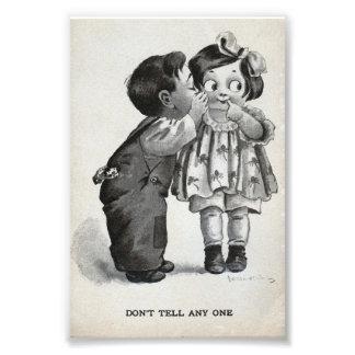 4x6 Vintage Post Card Print Photo Print