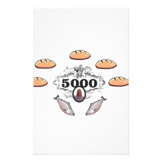 5000 fed miracle jc stationery