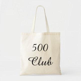 500 Club Tote
