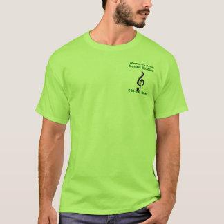 500-Day Club, Lime/Dk. Green T-Shirt
