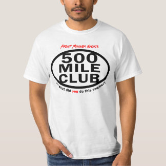 500 Mile Club T-Shirt