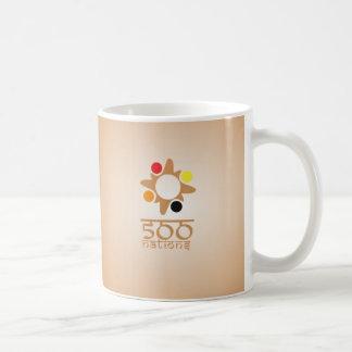 500 Nations Coffee Mug