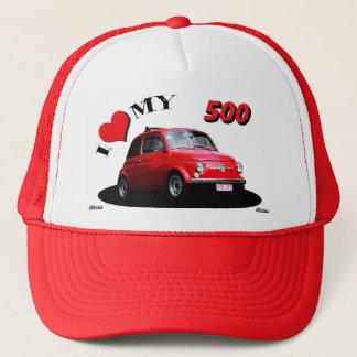500 TRUCKER HAT