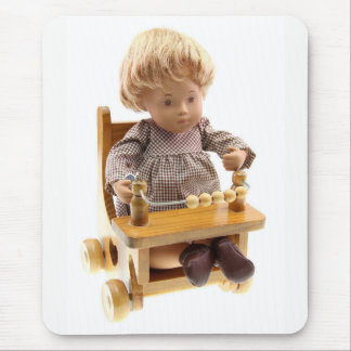 501_Baby_Honey_Blonde_Sandy_0001 mouse pad